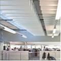 Подвесной потолок Рокфон Opal Multiflex Baffle (Опал Мультифлекс Баффл) Multiflex Baffle 1200x600x50 Опал