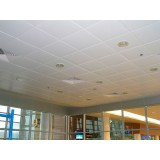 Металлический кассетный потолок AP600 Board белый стальной 9003